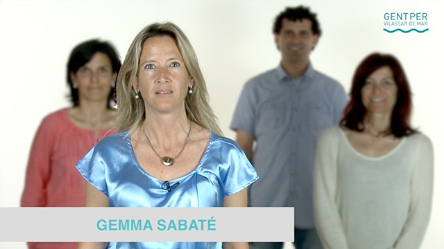 Video Campaña Gent Per Vilassar
